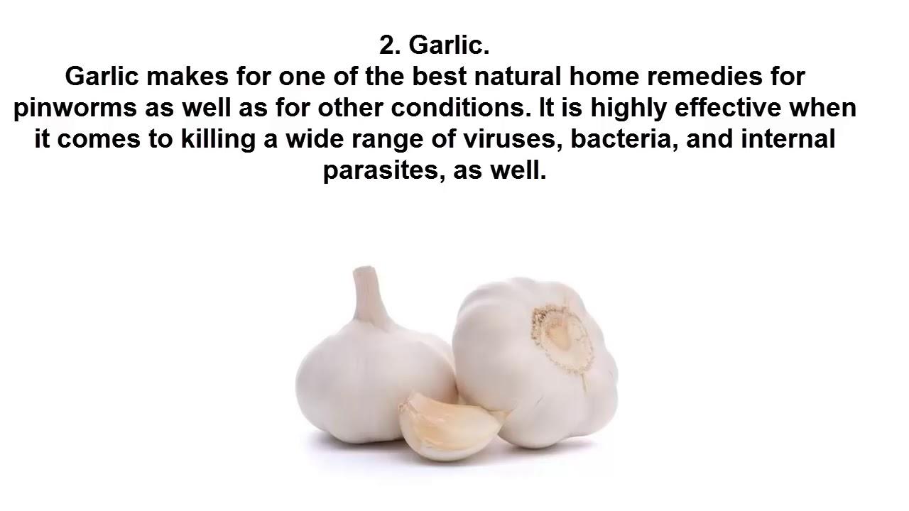 enterobius vermicularis natural treatment)