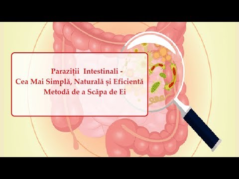 metodă eficientă pentru curățarea corpului parazit)