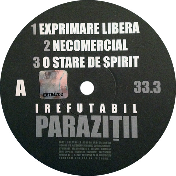 parazitii exprimare libera