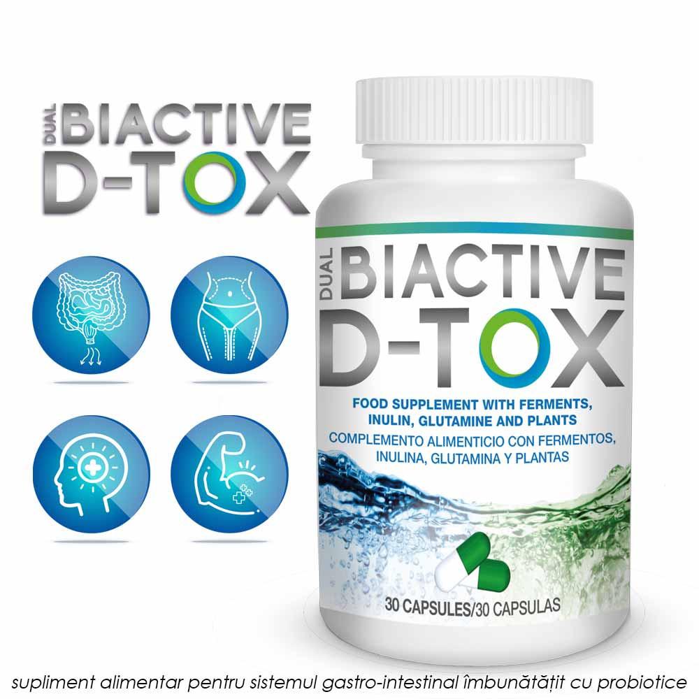 pastile detoxifiere colon
